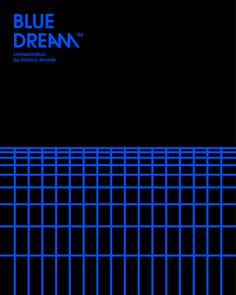"""Factory Arcade - Blue Dream branding by Forma & Co""""We designed the limited edition model for Factory Arcade, company dedicated in manufacturing the gaming machines.The main objective was to make a unique product, different from the rest of the Factory Arcade's products.""""Forma & Co is an independent studio from Barcelona dedicated to Graphic Communication. Founded by Joel Lozano and Dani Navarro, studio works on Corporate Identity, Communication Strategy, Editorial Design, Illustration…"""