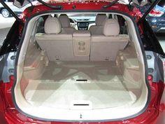 2014 Nissan Rogue's Cargo System Made for Family Life | News | Cars.com 2014 Nissan Rogue, Rogues, Family Life, News, Car, Automobile, Autos, Cars