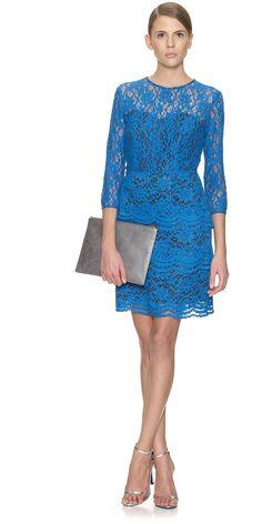 Victoria Lace dress