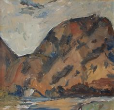 Paintings - Mountford Tosswill (Toss) Woollaston - Page 5 - Australian Art Auction Records New Zealand Art, Australian Art, Art Auction, Tossed, Painting & Drawing, Drawings, Artwork, Image, Paintings