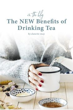 If you drink tea, you may be bettering your health every time you brew a cup. In fact, a new study shows that habitual tea drinkers may reduce their risk of a certain disease. Which one? Grab your favorite teacup and check out this blog post for the whole scoop.