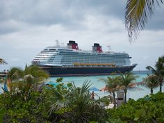 Disney Cruise - Fantasy review
