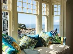 """Welcome to """"Yellow House"""", Pacific Grove! Home sleeps 8. **For more details about this home, see the Sanctuary Vacation Rentals website or call our office directly. A dream-come-true vacation home with guest ..."""
