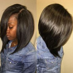 Cheap hair style flat iron, Buy Quality wig clamp directly from China hair spray Suppliers: Brazilian Straight Bob Wigs For Black Women Full Lace Human Hair Wigs With Baby Hair Full Lace Front Wigs Human Hair Bob Wigs Teenage Hairstyles, Long Bob Hairstyles, Weave Hairstyles, Short Haircuts, Trendy Hairstyles, Layered Bob Hairstyles For Black Women, Toddler Hairstyles, Hairdos, Long Bob Kurz