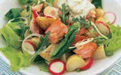 Savukala-perunasalaatti