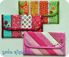 ♥ novas carteiras ♥