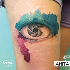 #iristattoo #Tattoo #tatuaje #tattooart #tattooartist #tattoostudio…