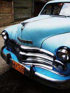 Love old Cuban cars <3 (From my Cuba trip)