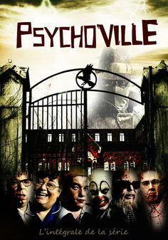 Psychoville (2009).  Psychoville is an award-winning British dark comedy television serial written by and starring The League of Gentlemen members Reece Shearsmith and Steve Pemberton. I love this show - an absolute joy!