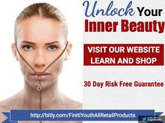 Unlock your inner beauty and heal your skin at the cellular level. #skincare #beautiful #youngerlookingskin #antiaging