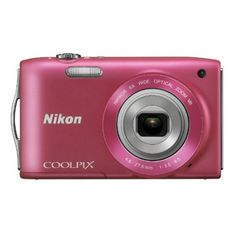 Nikon COOLPIX 16 MP Digital Camera with Zoom NIKKOR Glass Lens and LCD (Purple) - Point & Shoot Digital Cameras - Electronics - Frequently updated comprehensive online shopping catalogs Cameras Nikon, Nikon Digital Camera, Digital Cameras, Purple Love, All Things Purple, Purple Stuff, Purple Rain, Movie Records, Camera Prices
