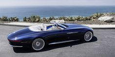 The 1930s-Inspired Mercedes-Maybach Is a Classic Car Lover's Dream