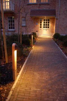 Lichtadvies tuinverlichting Beamy padverlichting