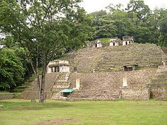 Bonampak. is an ancient Maya archaeological site in Mexico, Chiapas. Mostly famous for it's well preserved Maya murals.