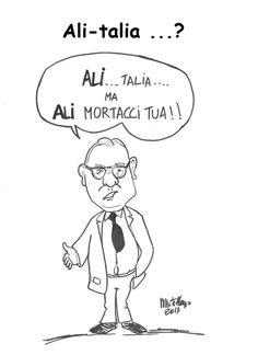 La vignetta di Enrico Martelloni » Pensalibero.it, Informazione laica on line