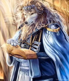 the dog of wisdom by kazashino.deviantart.com on @deviantART