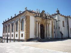 Exterior da Biblioteca Joanina da Universidade de Coimbra | Joanina Library Exterior