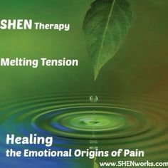 SHEN Therapy uses Qi, also known as Chi or prana, to accelerate healing and work with the way emotions affect the physical body. SHEN is based in science and has been called the therapy that turns Post Traumatic Stress to PAST Traumatic Stress.