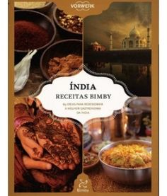 Livro Bimby - India