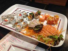 Click Sushi - Prato Principal