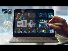 (6) Advanced Color Grading on LumaFusion IOS iPad & iPhone + PRO TIPS - YouTube