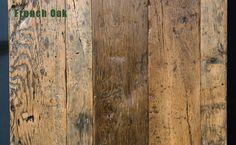 French Oak Flooring and French Oak floorboards - Reclaimed Wood Floors specialising in reclaimed wood flooring