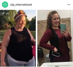 Zija's Before and After Weight Loss Transformation Independent Distributor Visit : www.apintor.myzija.com To Learn More. #weightloss #beforeandafterweightloss #zija #weightlossbeforeandafter