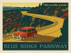 1b5bf2b3539 Anderson Design Group – American Travel – Blue Ridge Parkway Great Smoky  Mountains