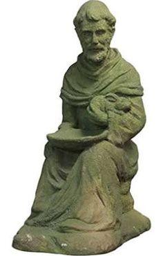 garden sculpture francis - Google Search