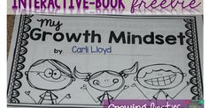 Lisa here, from Growing Firsties & I'm going to share a little bit about Growth Mindset today, which is based on Stanford Univers. Beginning Of School, Middle School, Kids Education, Special Education, Leader In Me, School Counselor, Home Schooling, Reading Skills, Teaching Tips