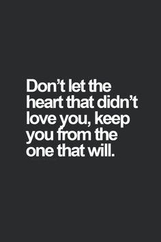 heal your <3 with this great advice for moving on from a bad break up or divorce: www.loveandgifts.com/after-breakup/