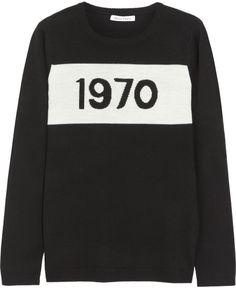 Love this: Bella Freud Merino Wool Sweater @Lyst