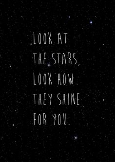 stars Art Print by fezangonensin Song Lyric Quotes, Music Quotes, Words Quotes, Song Lyrics Art, Sayings, Gods Love Quotes, Cute Quotes, Quotes To Live By, Moon Quotes