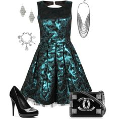 """""""Holiday Party"""" by theheartsclubqueen on Polyvore"""