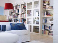 Album - 8 - Photos catalogues IKEA Bibliothèques Billy, Besta, Expedit, Hemnes... - Changement de décor autour de la télé ?! Le blog générateur d'inspiration...