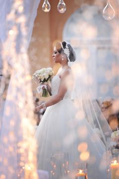 Timeless Black and Gold Wedding in New Orleans : JaRita + John