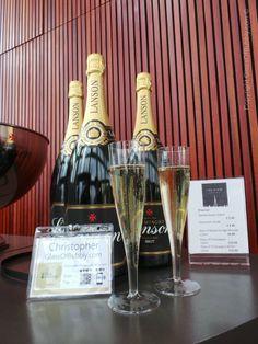 #Champagne!