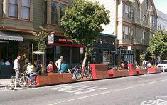 pavement to parks: 22nd street parklet (San Francisco, CA)