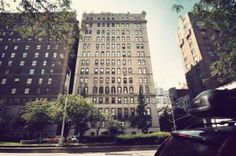 812 Park Ave - famous for some of the largest apartments in the city...