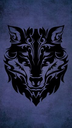Customize your iPhone 6 with this high definition Tribal Wolf wallpaper from HD Phone Wallpapers! Animal Art, Art Tattoo, Drawings, Wolf Artwork, Tribal Wolf, Art, Wolf Art, Tribal Wallpaper, Tribal Wolf Tattoo
