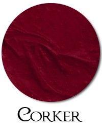 Silk Naturals: Corker Velvet Matte Lipstick (deep wine plum)