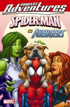 Four stories featuring Spider-Man, She-Hulk, Tigra, the Hulk and more.