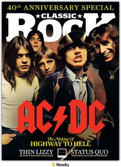 Suggestion about Classic Rock Issue 260 page 1 80s Rock Bands, Classic Rock Bands, Metal Music Bands, 80 Bands, Rock And Roll Bands, Rock Band Posters, Rock N Roll Music, Hard Rock Music, Band Wallpapers