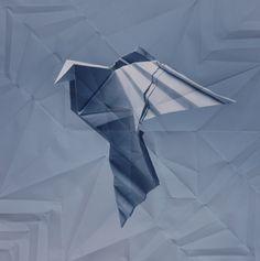 Marc Fichou, Origami Dove (2012) | Artsy