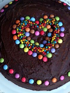 Easy Cake Decorating, Cake Decorating Techniques, Easy Cakes For Kids, Jello Shot Recipes, Lime Cake, Beautiful Birthday Cakes, Homemade Birthday Cakes, Spring Cake, Cake Bars