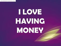 Affirmations for Money Affirmations for Attracting Money Money Affirmations Famous Quotes For Success