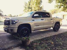 I won't want to give this one back! #trucksofinstagram #offroad #offroadlife #pickups #trucks #dreamtruck #toyota #tundra #tundranation #tundraoffroad #trdpro #4wd #4x4