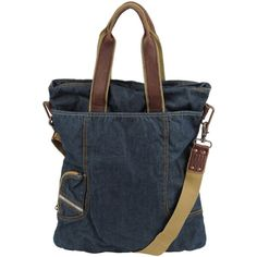 .Recycling Jeans Tasche
