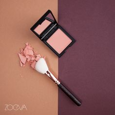 Give your cheeks some love. Our Shy Beauty Luxe Color Blush and 127 Rose Golden Luxury Sheer Cheek brush are our Friday night's picks. www.zoeva.de