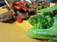 Stir Fry Beef Salad | Civilized Caveman Cooking Creations